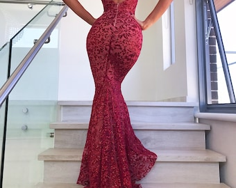 Glittering Gown - 4 colors