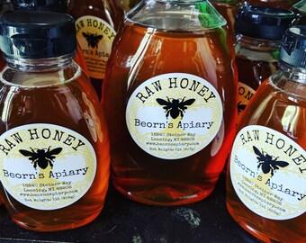 Raw Honey - 1lb