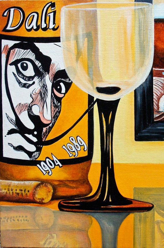 Wine Print Wine Art Print Wall Art Wine Art Wine Poster