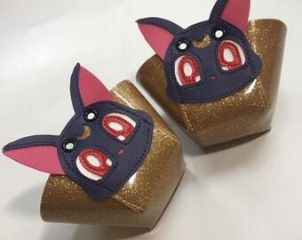 Luna inspired toe guards