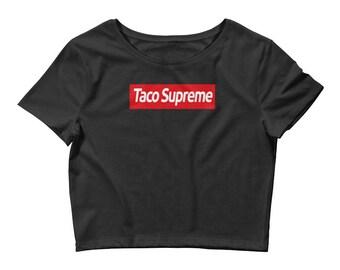 Taco Funny T-shirt, taco supreme tees, taco tuesday, Humorous Mexican Food Tee, taco shirt, taco tshirt, taco t-shirt, feed me tacos, tacos