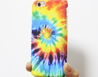 coque iphone 6 tie and dye