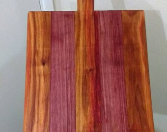 Cutting / Serving board with handle