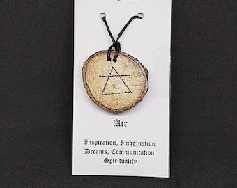 Oak Element Air Pendant