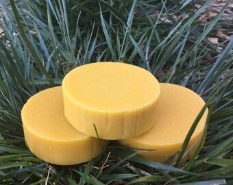 Carrot Facial Soap-Vegan Soap-Carrot Soap-Handcrafted Soap-Handmade Soap-Artisan Soap