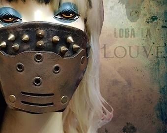 Sandblast Rogue mask