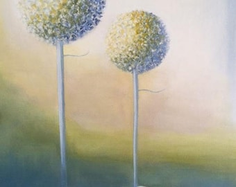 Dream 2 acrylic landscape painting