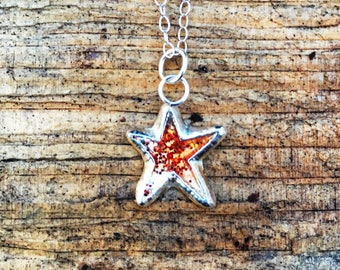 Shining Star Pendant