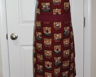 Adult Chef Apron