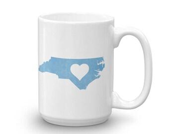 Heart 4 NC Mug