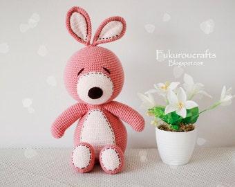 Pattern: Crochet Rabbit Doll