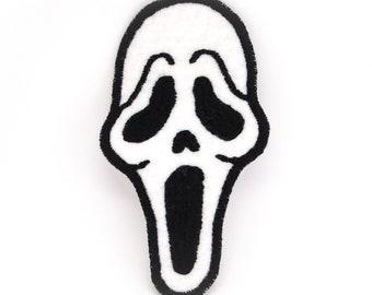 Ghostface Handmade Patch
