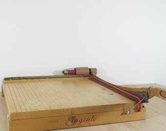 1950's Ingento Paper Cutter