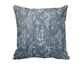 SALE   30% OFF: Charcoal Grey Pillow Covers Grey Throw Pillows Gunmetal Gray Pillow Grey Lumbar Pillows Grey Tribal Pillows Aztec Pillows