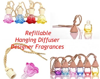 Hanging Diffuser, Car Diffuser, Perfume Diffuser, Hanging Fresheners, Fragrance Diffuser, Home Fragrance, Aroma Diffuser, Aroma Oil