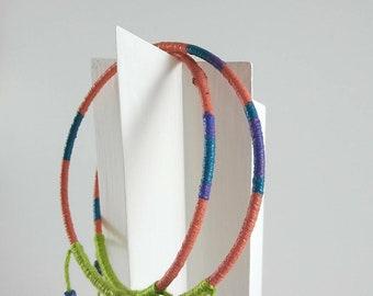 CUTE CORALS redesigned bright bangles.