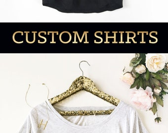 Custom Bachelorette Shirts - Wedding Shirts for Women - Personalized Wedding Shirts - Bachelorette Party Shirts (EB3202CT) Dolman Style