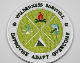 Wilderness Survival Morale Patch