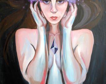 Purple Enchantress
