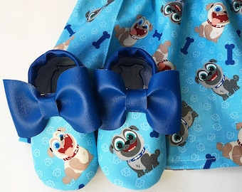 Puppy dog pals shoes