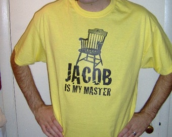 Lost Jacob is My Master T Shirt