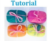 Tutorial Felted soap Inst...