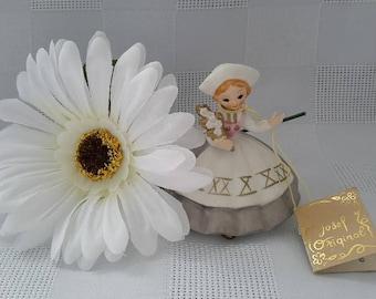 Josef Originals International Series, Sweden Girl Figurine, Made in Japan