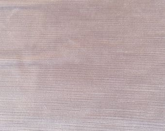 Designer fabric. Solid lilac velvet.