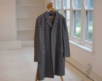 Pierre Cardin Single Breasted Overcoat