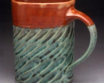 Stoneware Coffee Mug-Made to Order