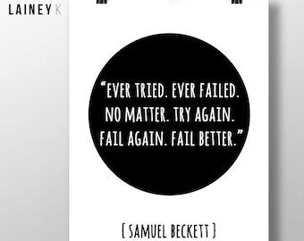 Ever Tried - Ever Failed