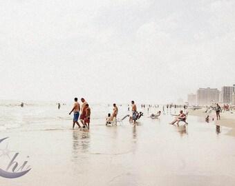 Nature Photography.  Beach Photography.  8x12 Print
