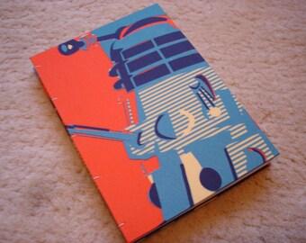 Dalek (a notebook)