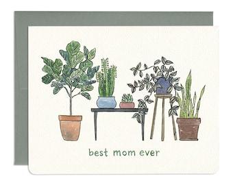 Plant Mom Card