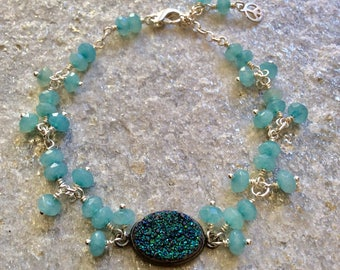 Aqua Marine bracelet