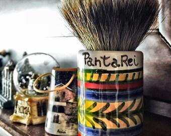 """PantaRei Silvertip badger """"ARROWS"""""""