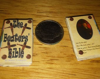 The Beaters' Bible (Dollhouse Book)