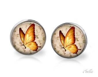 Earrings Butterfly 2