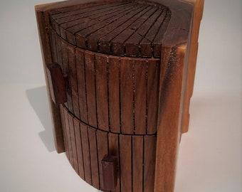 Bandsaw Book Box