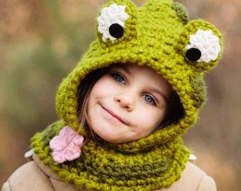 Child hood frog