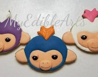 Fingerling Sugar Cookies