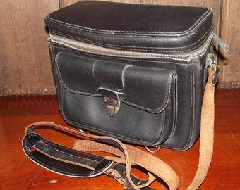 Gadg It Genuine Leather Camera Bag
