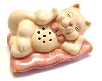 Kitty Cat Pomander by Interpur Sachet Drawer Freshner Potpourri