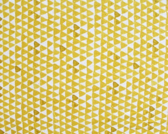 Triangle crib sheets Baby Bedding Nursery Fitted Crib Sheets Arizona nursery Yellow Triangle Crib Sheets Gender Neutral Baby Shower Gift