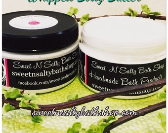 Asian Pear & Lily Whipped Body Butter