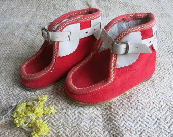 Boots for kids Children footwear Wool shoes kids Wool children boots Girls Boys Shoes Toddler kids shoes Girl red shoes Newborn Gift