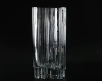Tapio Wirkkala Iconic Alpina Vase for Iittala, Signed (No. 1)
