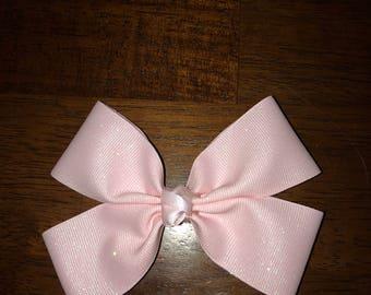 Baby Hair Bow -- Girls Hair Bow