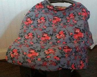 Car Seat Cover, Nursing Cover
