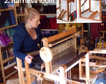 "Saori CH60 saori  wood loom  25""x27"" footprint physically new in box  in stock ready for pick up or ship today  :Saorisantacruz"